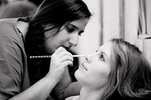 Vanesa maquilladora profesional